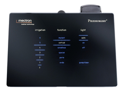 Touchscreen des PIEZOSURGERY® touch